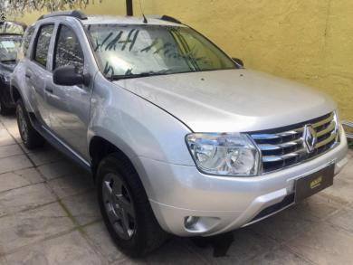 RENAULT DUSTER Expression 1.6 Hi-Flex 16V Mec. PRATA Manual Flex 2013