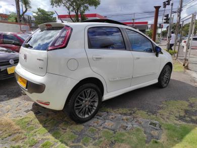 FIAT PUNTO SPORTING 1.8 FLEX BRANCA Manual Flex 2015