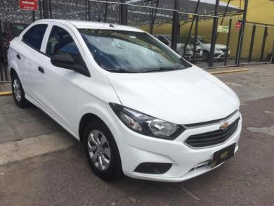 CHEVROLET ONIX JOY Plus 1.0 8V 4p Flex Mec. BRANCA Manual Flex 2020