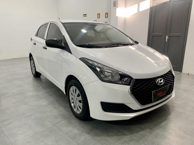 HYUNDAI HB20 Unique 1.0 Flex 12V Mec. BRANCA Manual Flex 2019