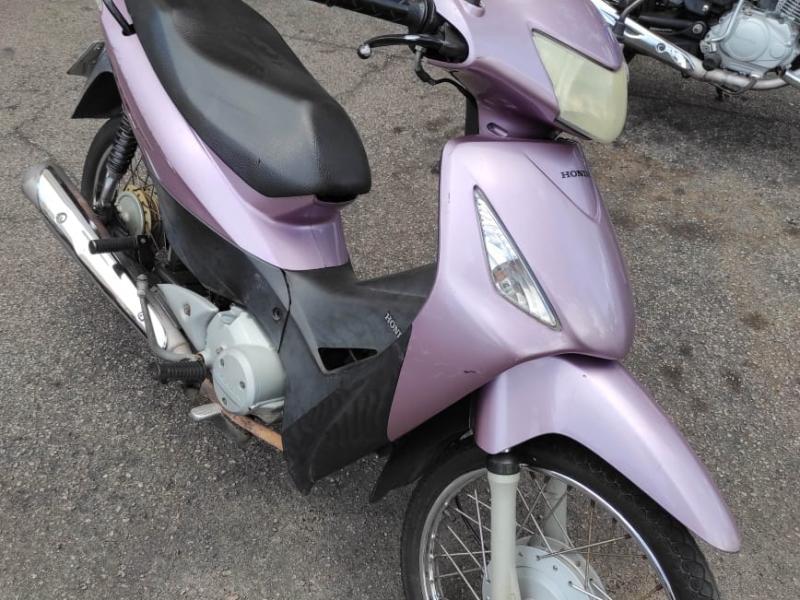 HONDA BIZ 125 ES  ROSA Manual Gasolina 2010