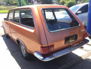 FORD Belina L 1.8/ 1.6 MARROM Manual Gasolina 1976