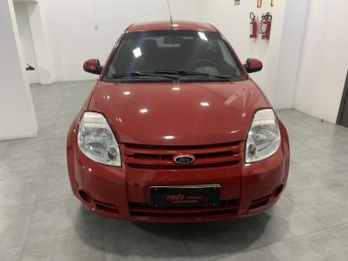 FORD Ka 1.6 8V Flex 3p VERMELHA Manual Flex 2009