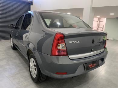 RENAULT LOGAN Expres./Exp. UP Hi-Flex 1.0 16V 4p CINZA Manual Gasolina 2011
