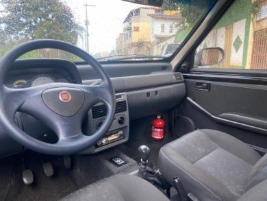 FIAT Uno Mille 1.0 Fire/ F.Flex/ ECONOMY 4p PRETA Manual Flex 2013