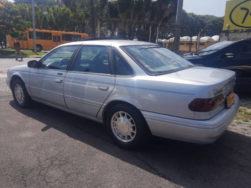 FORD Taurus LX 3.0 V6 PRATA Automático Gasolina 1994