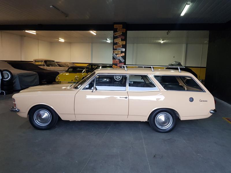 CHEVROLET CARAVAN STANDARD BEGE Manual Gasolina 1976