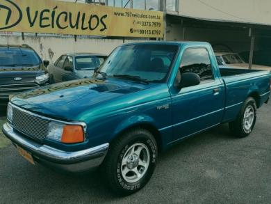 FORD Ranger XL 4.0 CS VERDE Manual Gasolina 1994