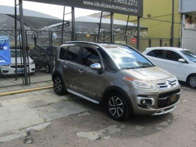 CITROEN AIRCROSS Exclusive 1.6 Flex 16V 5p Mec. CINZA Manual Flex 2012