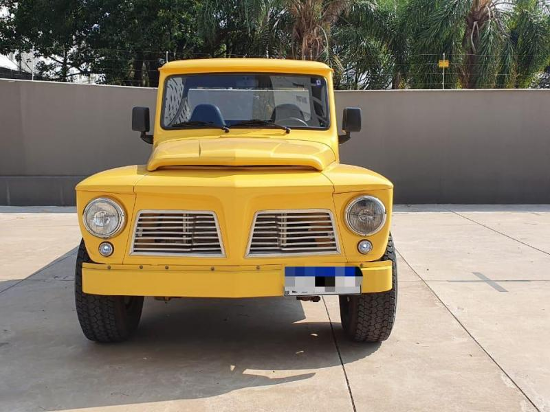 FORD  AMARELA Manual Flex 1974